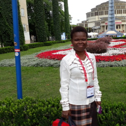 Funmi is looking for singles for a date