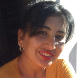 Samira is looking for singles for a date